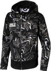 Puma Alpha Aop Sweat Jacka, Black