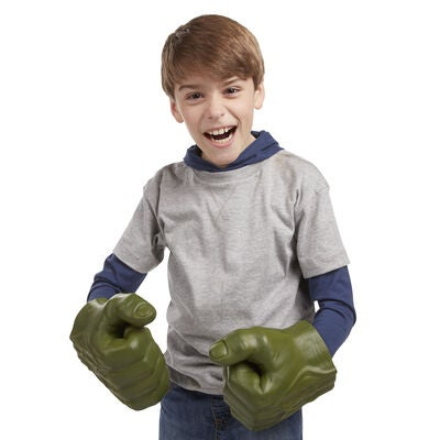 Köp Marvel Avengers Utklädnad Hulken Gamma Grip Fists  d7c1ae68107c0