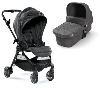 Baby Jogger City Tour Lux Duovagn, Granite