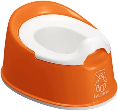 BabyBjörn Smart Potta Orange
