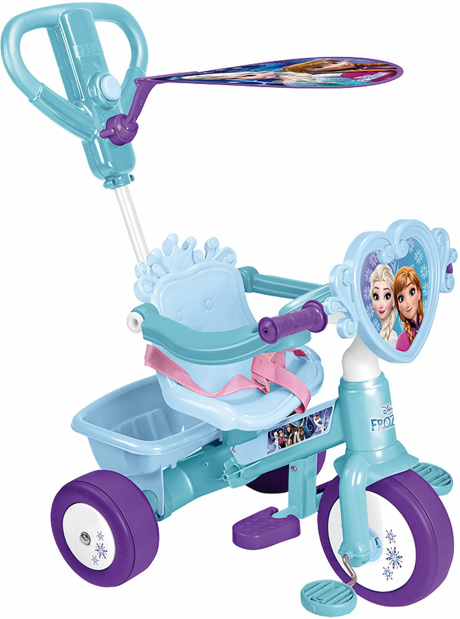Feber Frozen Trehjuling