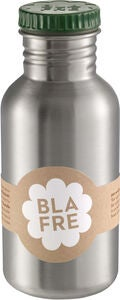 Blafre Stålflaska 500 ml, Dark Green