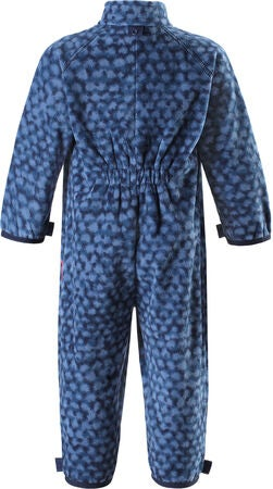 Reima Tulus Fleece Overall, Navy