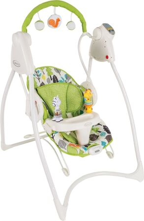 Graco Babygunga Swing 'n Bounce, Bear Trail