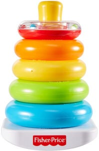 Fisher-Price Rock-A-Stack Refresh Ringpyramid