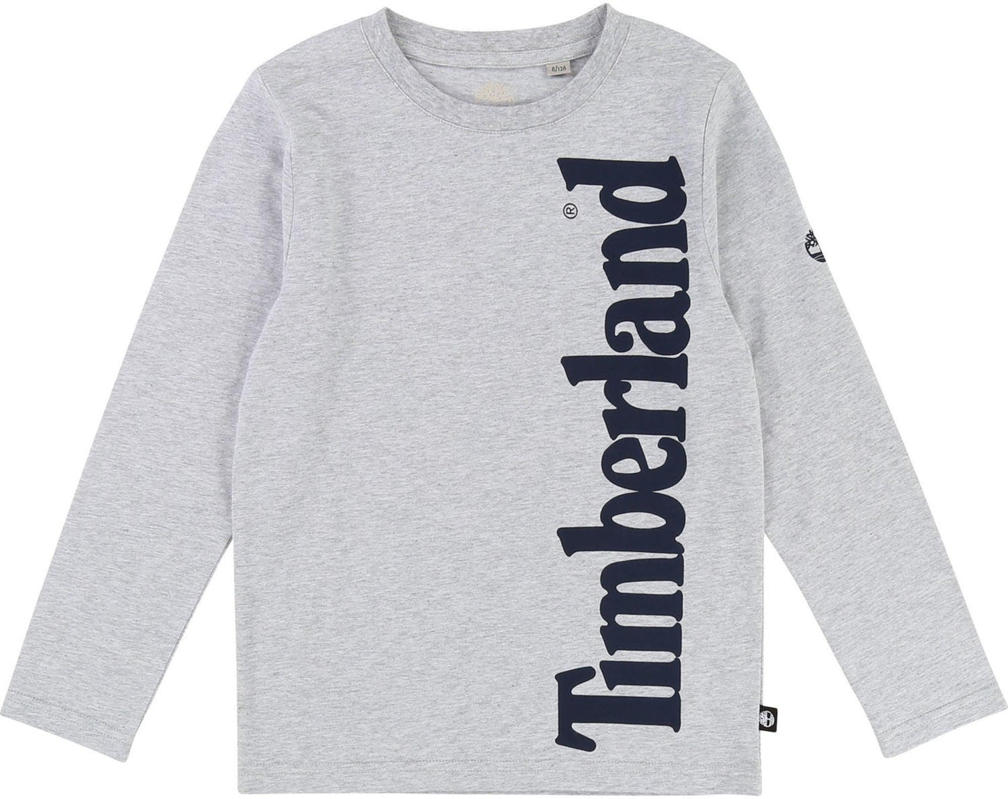 77e34549a89 Köp Timberland Långärmad T-Shirt, Chine Grey   Jollyroom