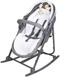 Beemoo Babysitter 3 in 1, Grey