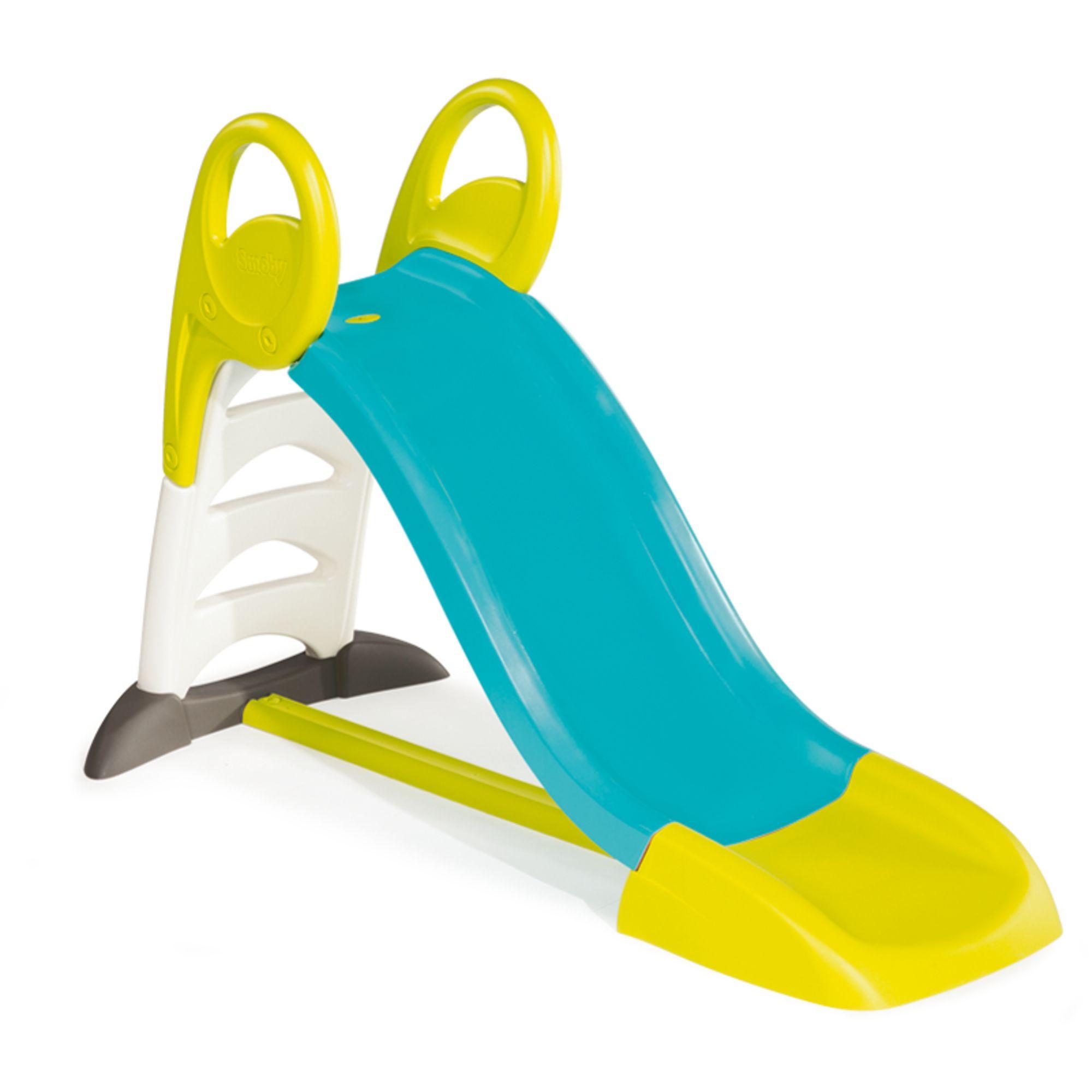 Köp Smoby Rutschkana My Slide Blå   Grön  ed0908de84508