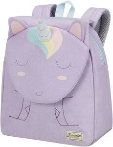 Samsonite Unicorn Lilly Ryggsäck, Lila