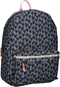 Milky Kiss Lovely Girls Club Ryggsäck 14L, Grey