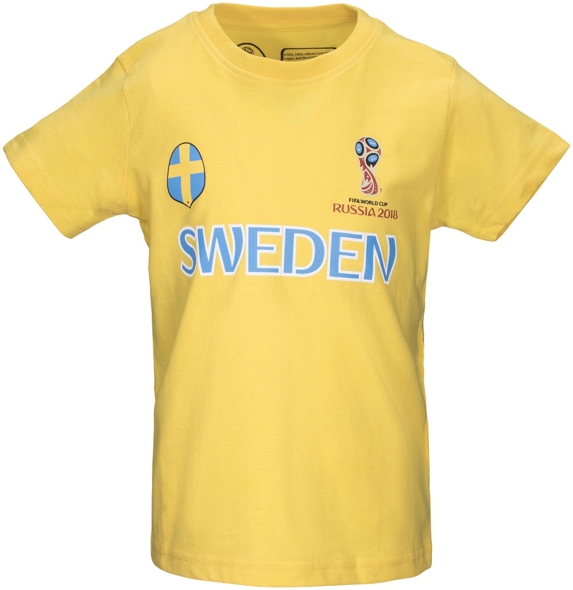 FIFA World Cup 2018 Sweden T-shirt 116