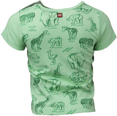 LEGO Wear T-Shirt Trey 403, Light Green