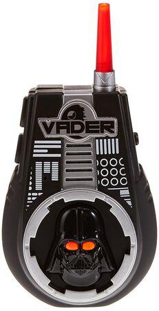 Star Wars Walkie Talkie Lexibook, Svart