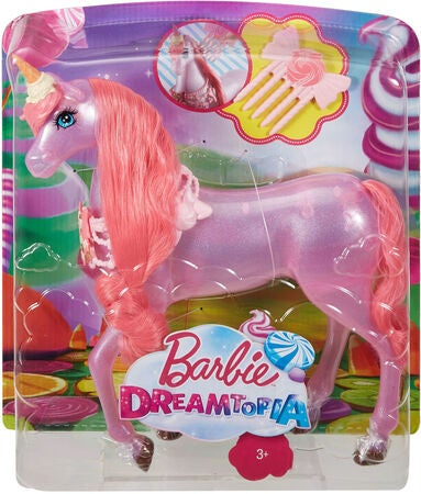Barbie Dreamtopia Enhörning