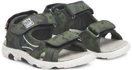Little Champs Rush Sandal, Camouflage