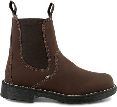 Kavat Husum XC Känga, Dark Brown