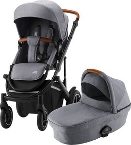 Britax Römer Smile 3 Duovagn, Frost Grey Brown