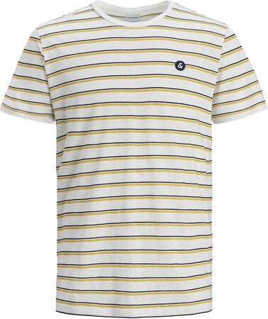 Jack & Jones Stanford T-Shirt, Cloud Dancer