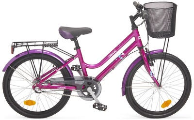 Impulse Premium Durian Juniorcykel 20 tum, Pink/Purple
