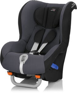 Britax Römer MAX-WAY Black Series Bilbarnstol, Storm Grey
