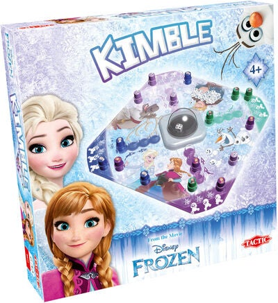 Disney Frozen Kimble Spel