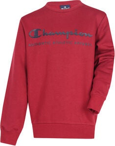 Champion Kids Crewneck Tröja, Biking red