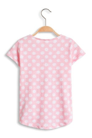 ESPRIT T-Shirt Aw, Light Pink