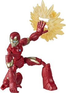 Marvel Avengers Bend N Flex Figur Iron Man