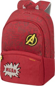 Samsonite Funtime Ryggsäck Marvel Avengers 26L, Red