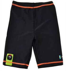 Swimpy UV-shorts Monster, Orange