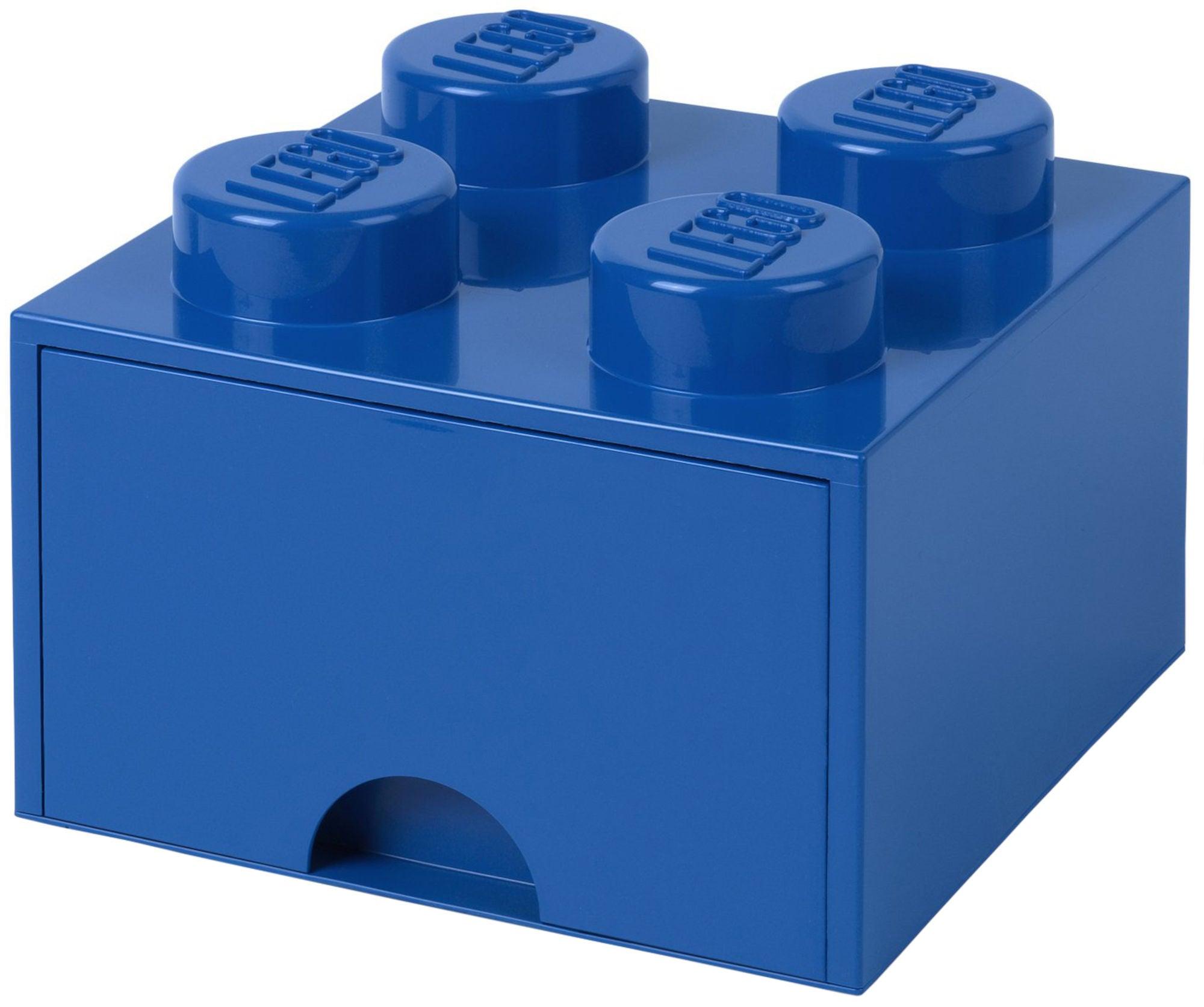 LEGO Förvaring med låda 4, Blå