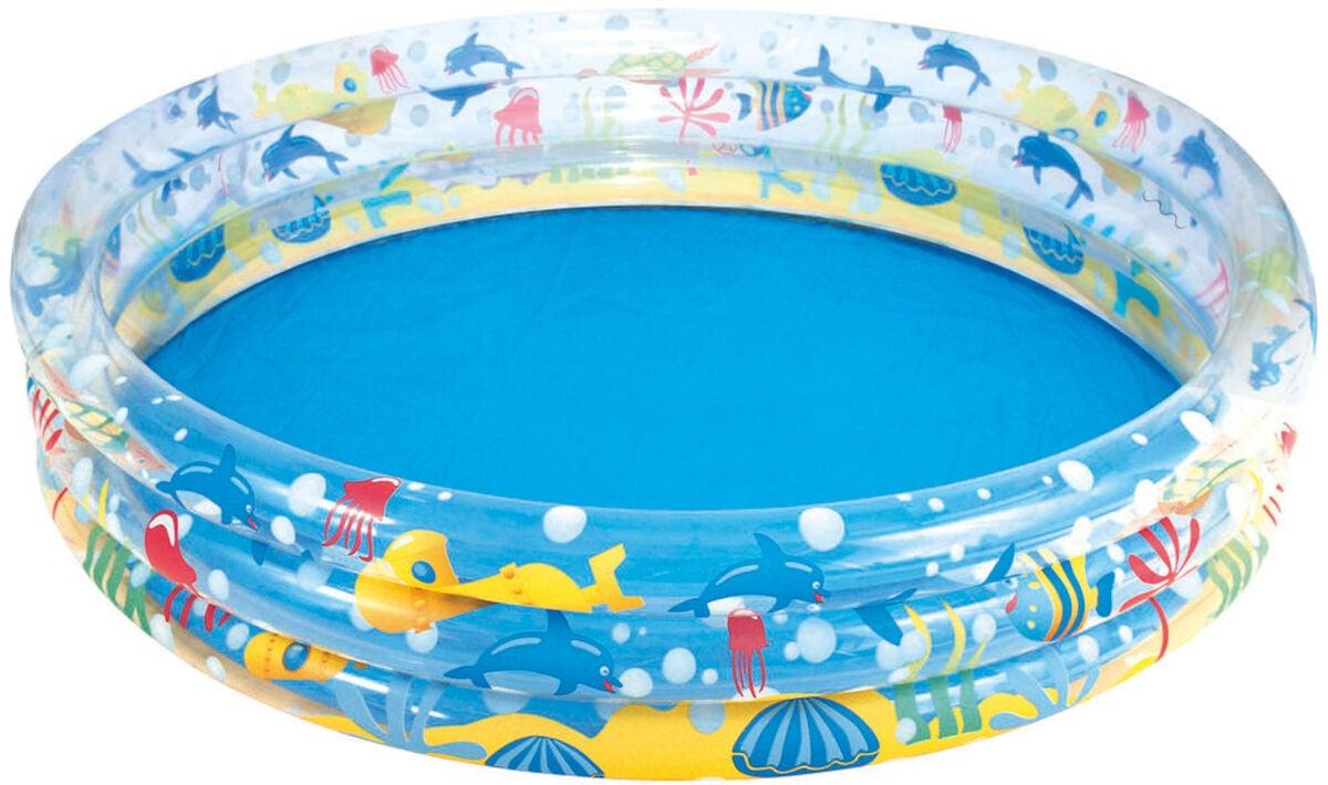 Omtyckta Köp Bestway Uppblåsbar Pool, 3-ringar Ø152 | Jollyroom ZR-65