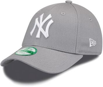 New Era 9Forty Kids MLB League Basic Keps, Grå