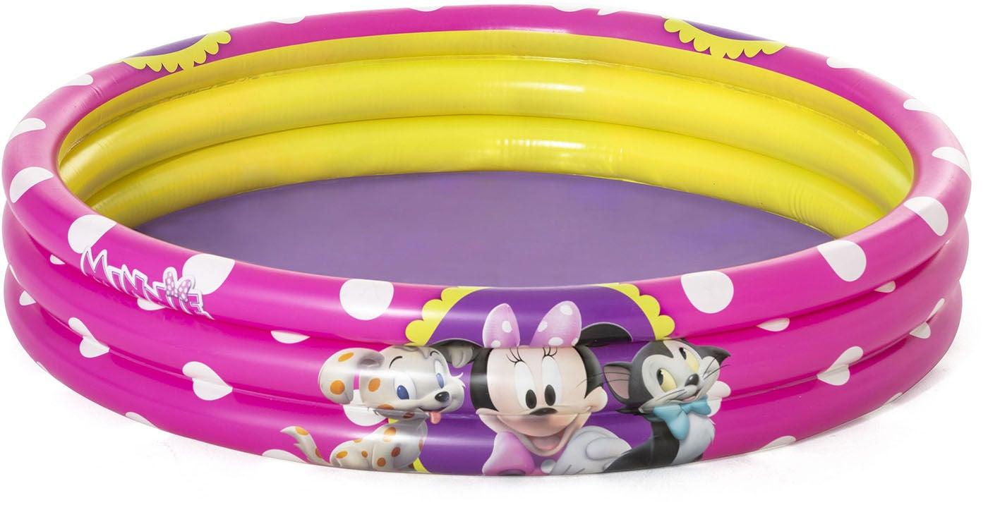 Bestway Pool Minnie 3-Ringar