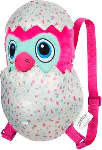 Hatchimals Ryggsäck Plysch Pengualas