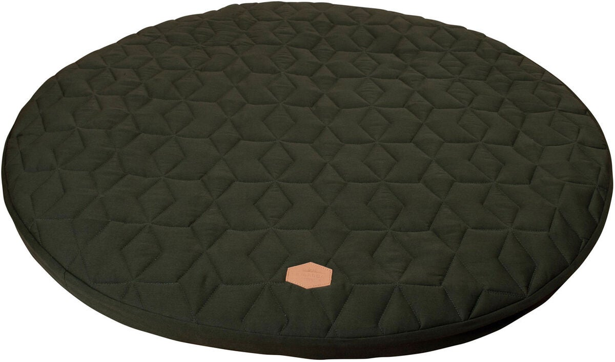 FILIBABBA Lekmatta Soft Quilt, Dark Green