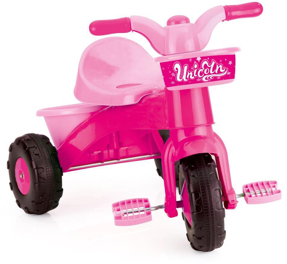 DOLU Trehjuling, Rosa