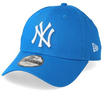 New Era Kids Keps, Cardinal Blue
