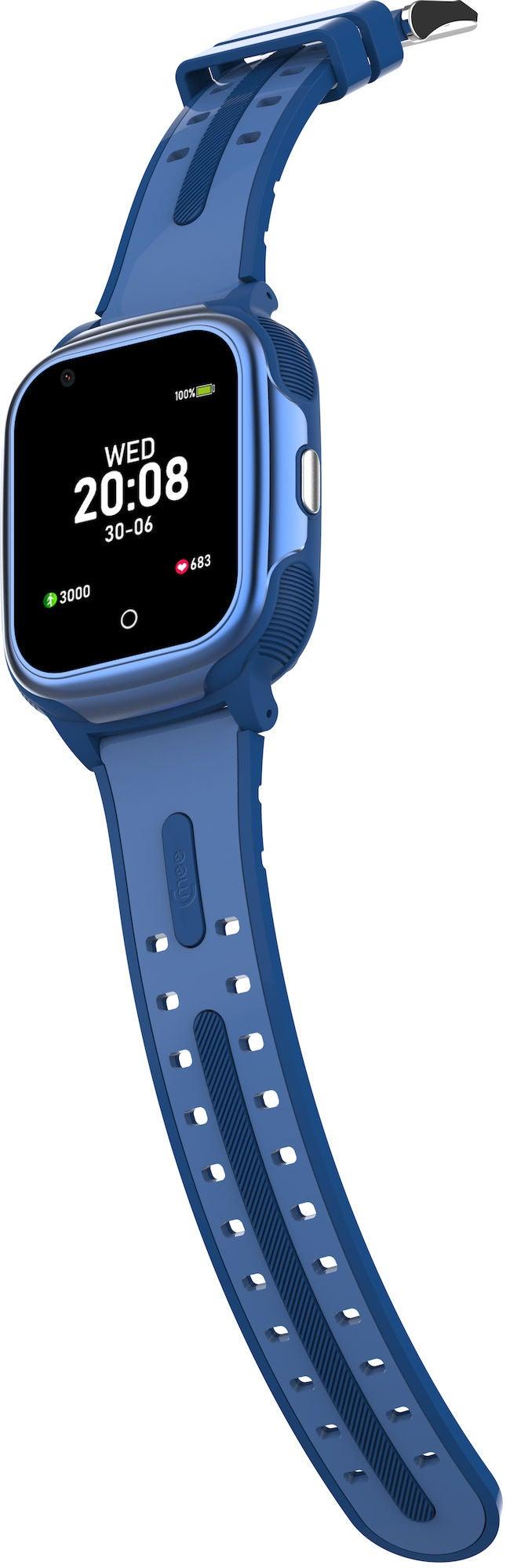 Cmee Play Skal till GPS-klocka, Modern Blue