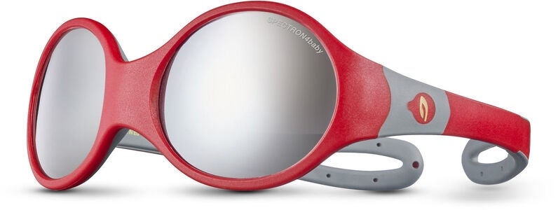 Julbo Loop L Spectron 4 Baby Solglasögon, Red/Grey