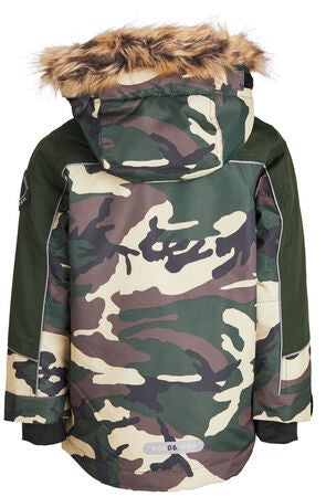 Köp Nordbjørn Avalanche Jacka, Camouflage   Jollyroom