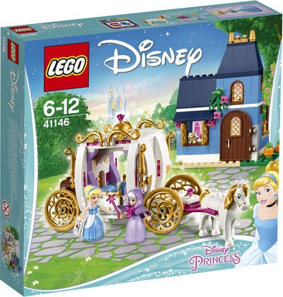 Köp LEGO Disney Princess 41146 Askungens Förtrollade Kväll  4247f46d68a5e