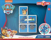 Geomag Byggsats Magicube Paw Patrol Chase vehicle