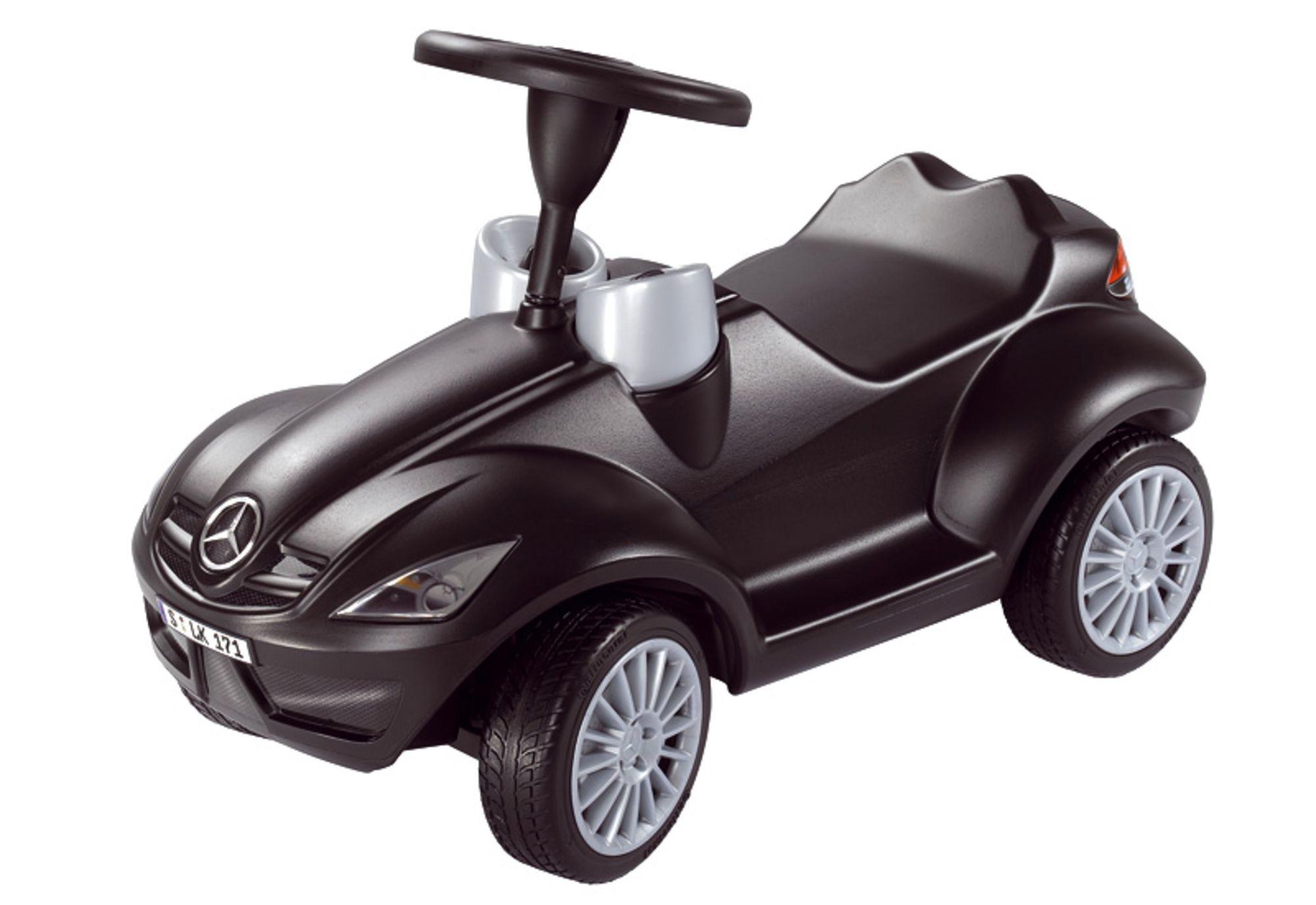 Bobby Car Benz Svart