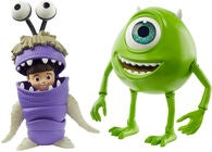 Disney Monsters Inc. Figurer Mike & Boo