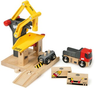 BRIO World 33280 Godsstation