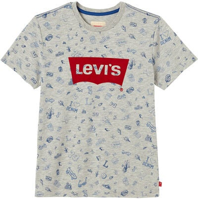Levi's Kids T-Shirt, China Gray