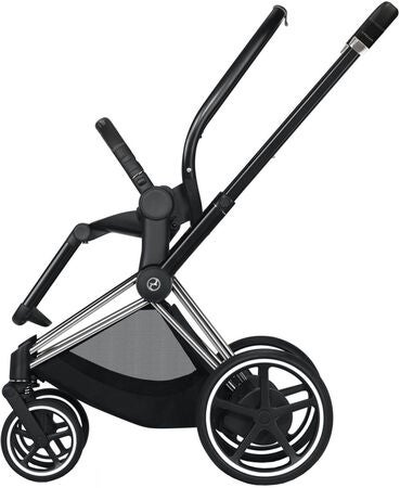 Cybex e-PRIAM Chassi, Chrome Brown