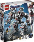 LEGO Super Heroes 76124 Conf War Machine Vehicle