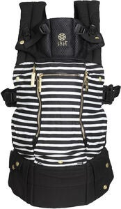 Lillebaby Complete All Seasons Bärsele Stripes, Black
